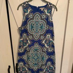 Paisley dress!